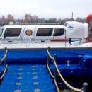 Спасательные катера-вездеходы впервые выйдут на Москву-реку