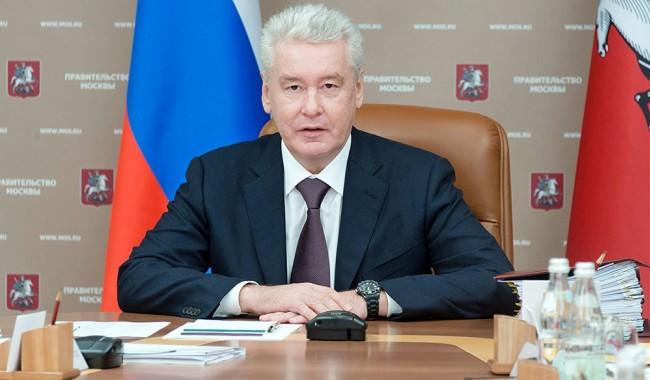 Мэр Москвы наградил полицейских столицы в День сотрудника органов внутренних дел РФ