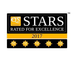 МГИМО удостоен 5 звезд QS