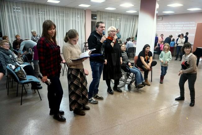 День молодежи отметила Западная окружная организация МГО Всероссийского общества инвалидов