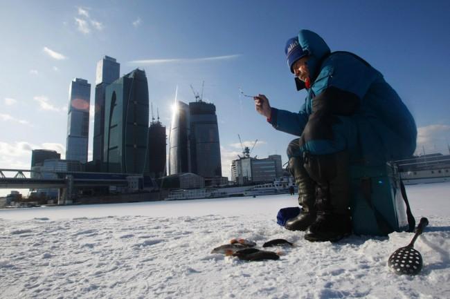 Где можно безопасно порыбачить зимой на западе Москвы? – спрашивают читатели