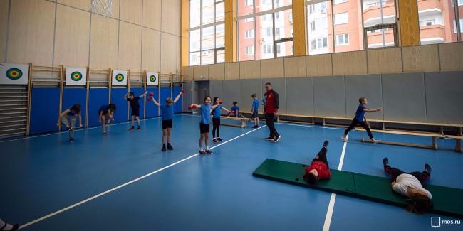 В спортшколах ЗАО появится Wi- Fi