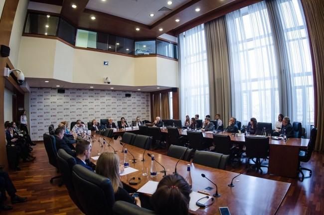 В РАНХиГС состоялся российско-немецкий семинар по вопросам цифровой экономики