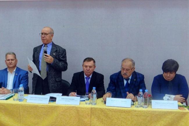 Московский городской Совет ветеранов проверил работу социально-бытовой комиссии Совета ветеранов ЗАО