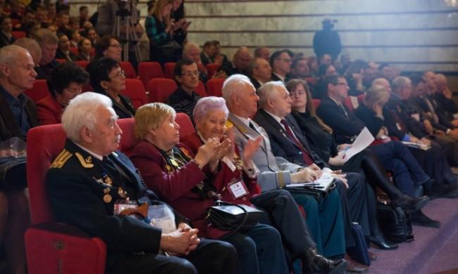 Участники научной конференции в Музее Победы делятся впечатлениями