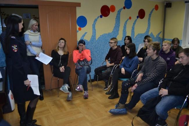 Сотрудники УВД ЗАО  столицы приняли участие в оперативно- профилактической операции «Дети России»