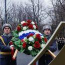 Международный Союз «Общественный Комитет ветеранов войн» возложил венки в Парке Победы