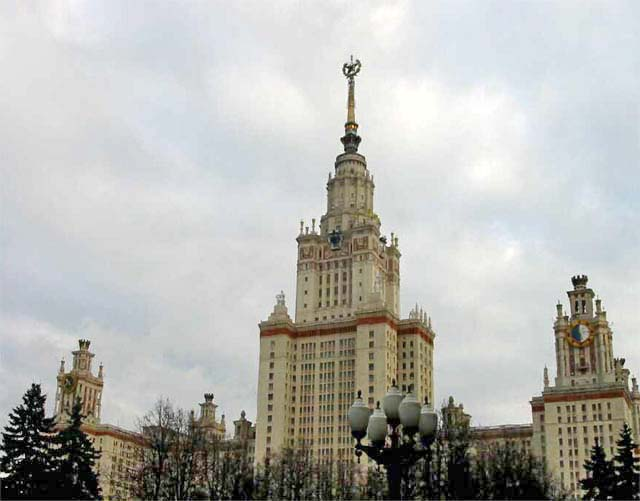 "МГУ — в пятерке лучших рейтинга ""QS World University Rankings: BRICS"""