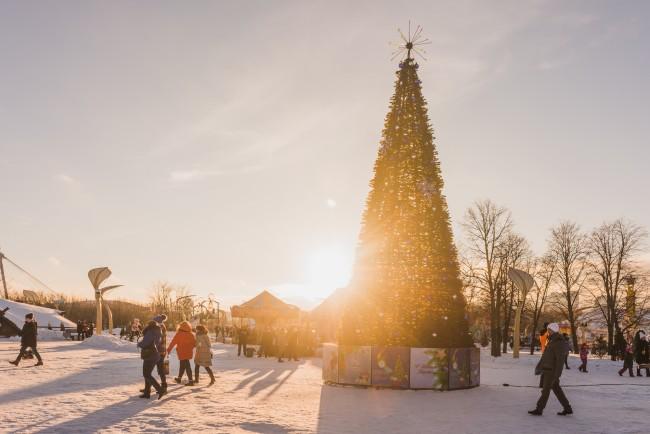 Парк Сказка приглашает на «Фабрику Рождества»