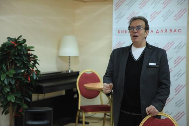 Встреча с Владимиром Новиковым