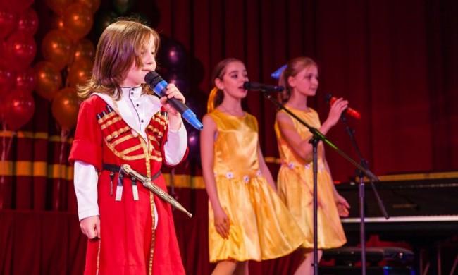 В Музее Победы прошёл концерт «Цветофор», посвящённый Дню матери