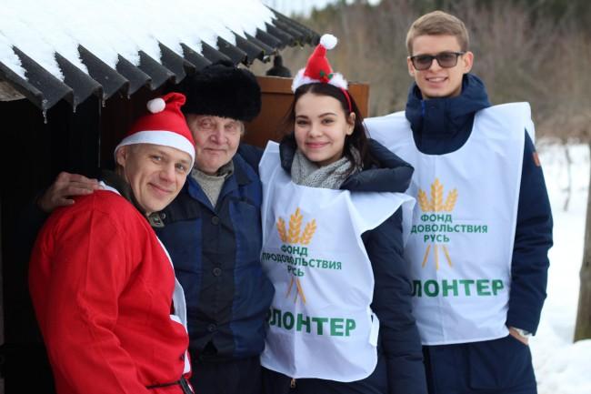 В столице впервые пройдет  марафон доброты «Продукты в глубинку»
