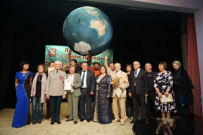 В Ново-Переделкино прошёл фестиваль «Этот день мы приближали, как могли»