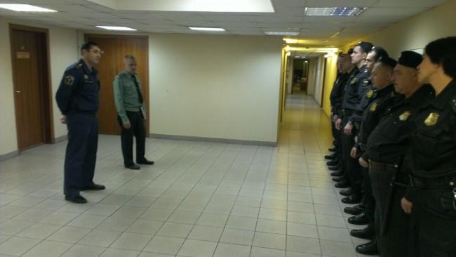 В Кунцевском районном суде  побеседовали о безопасности
