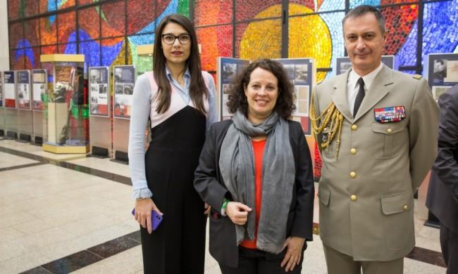 Полномочный Посол Французской Республики Сильвия Берманн посетила Музей Победы