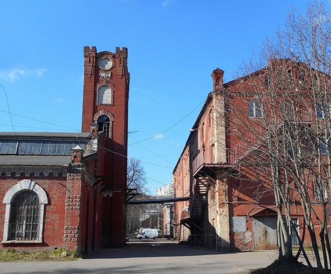 Фабрика Франка Реддавея внесена в список выявленных объектов культурного наследия
