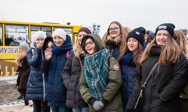 Сегодня впервые автобусный маршрут соединил Музей Победы и станции метро «Парк Победы» и «Минская»