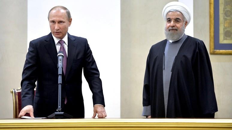 DTJ: предстоящий визит Путина в Иран уже посчитали поражением американской политики