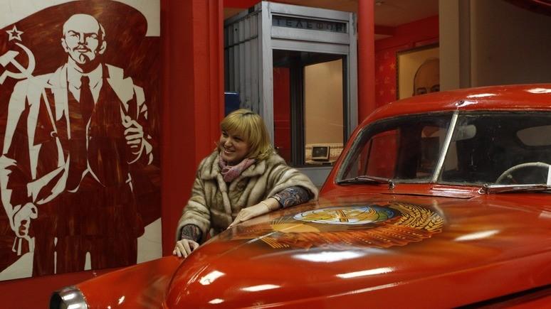 Handelsblatt: «лампочку Ильича» россияне ценят, но жить при Сталине точно не хотят
