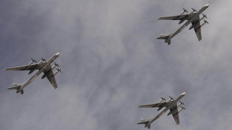 Sun: бомбардировщики России и США направлены к границам Северной Кореи