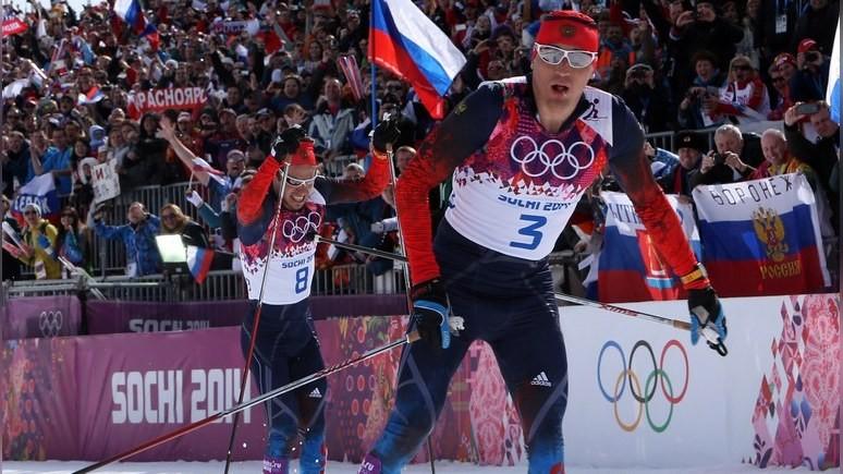Times: МОК пожизненно отстранил двух российских лыжников от Олимпиад