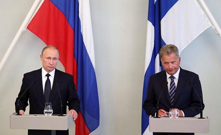 Отношения Финляндии и России нельзя назвать нормальными