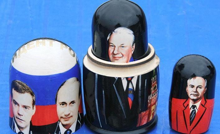 Политическая воля Горбачева, Путина и Трампа