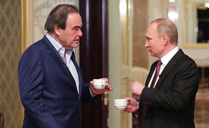 В голове у Владимира Путина