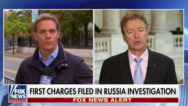 Сенатор США: цель охоты на ведьм — свалить вину Клинтон на русских