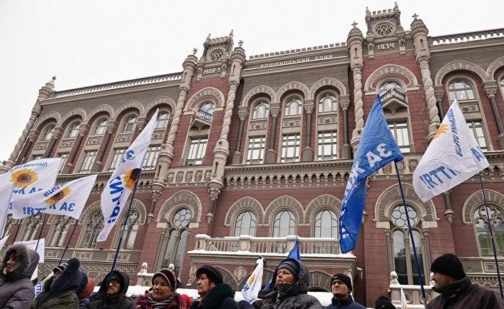 Украина катится в бездну нищеты
