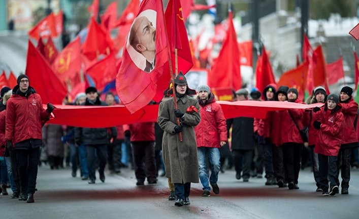 На пути к новой революции в России?
