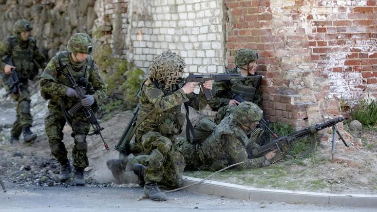 ERR: эстонские добровольцы и резервисты пройдут испытания «Ежом»