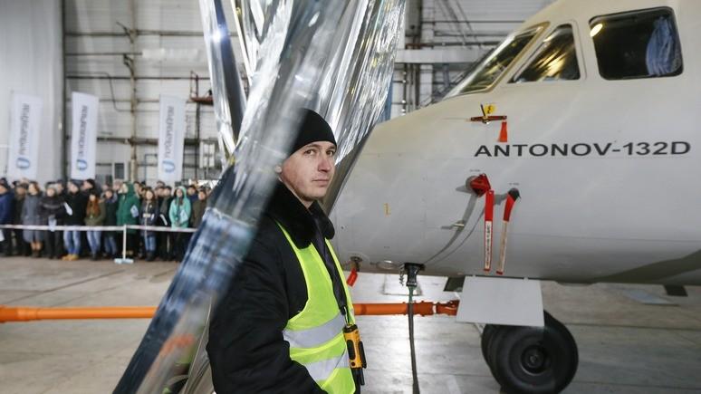 СТРАНА.ua: украинский «Антонов» будет сотрудничать с российской компанией
