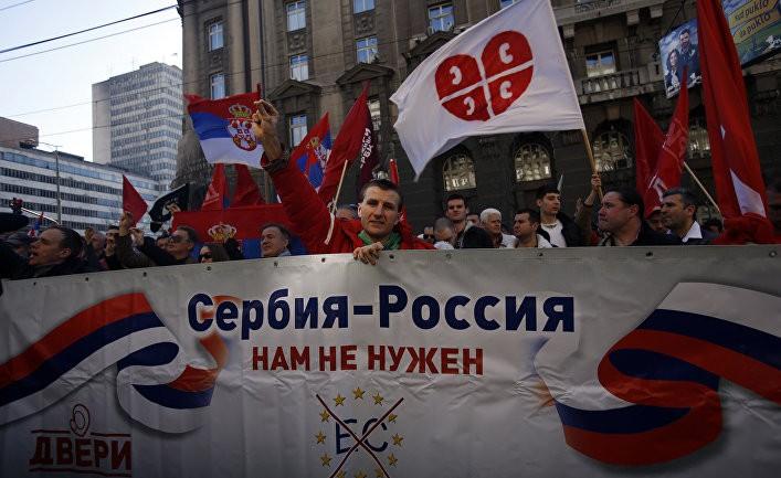 Кто виноват в дипломатическом скандале между Украиной и Сербией?