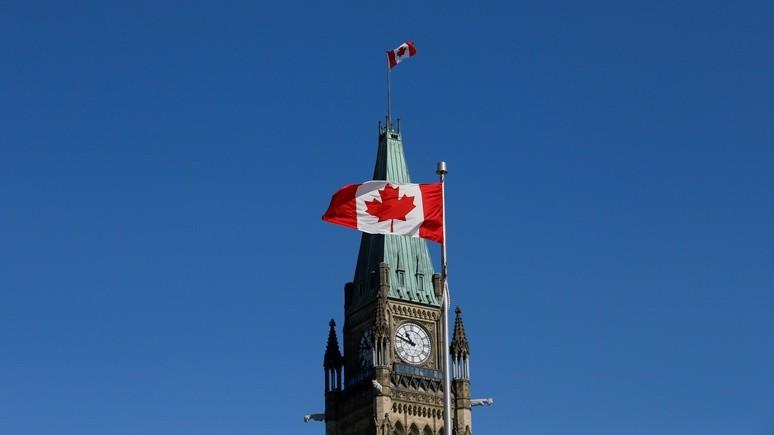 Global News: новые санкции Канады Москва назвала «абсолютно бессмысленными»