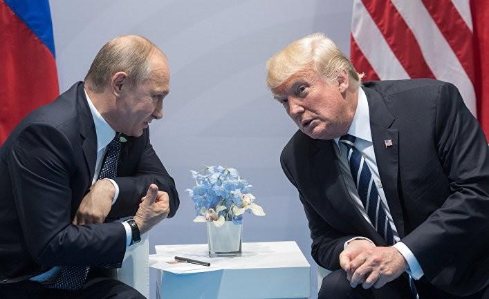 Трамп планирует встретиться с Путиным во время поездки в Азию