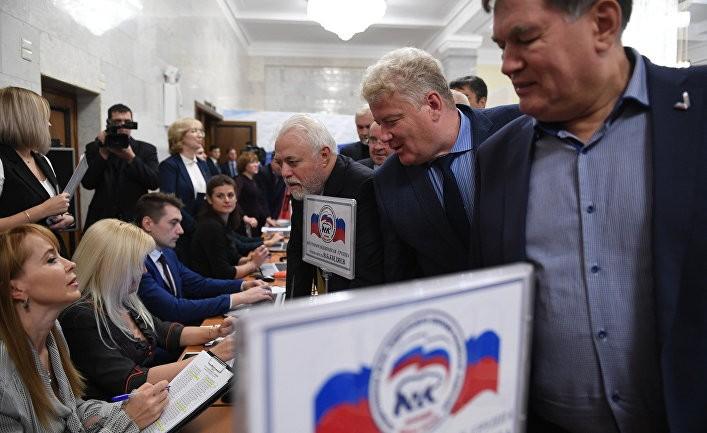 Как страх трансформирует политическую элиту России