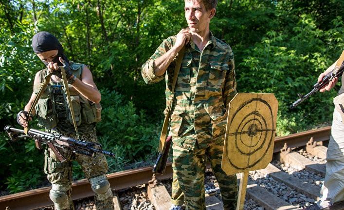 Украинская политика и российская истерика