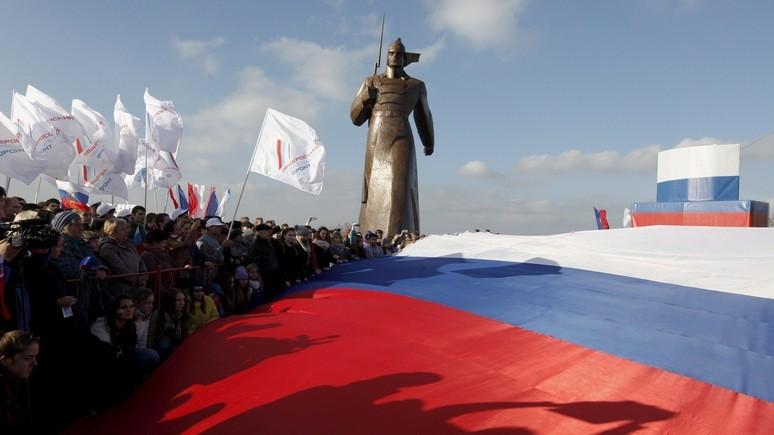 Журналисты Christian Science Monitor увидели в России «удивительно свободный народ»