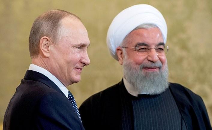 Роухани: Россия — друг, добрый сосед и стратегический партнер Ирана