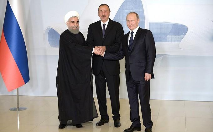 В результате энергетической сделки с Ираном Россия убивает четырех зайцев одним ударом
