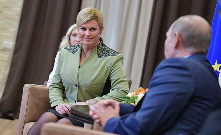 Интерес России к Хорватии — не случайность