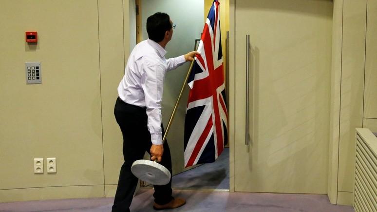 Financial Times: в брексите виноват сам Лондон, а не российские «манипуляции»