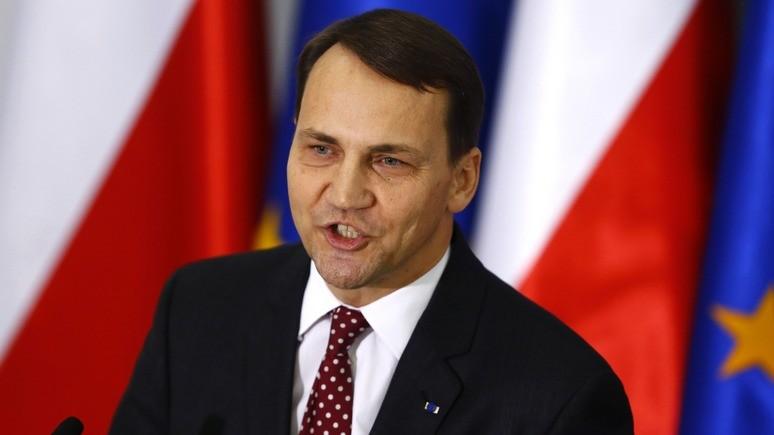 NZZ: Сикорский назвал условия для возвращения России в международное сообщество