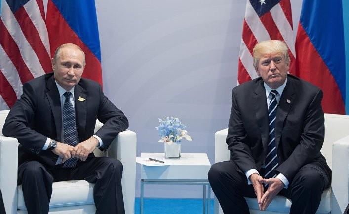 Путин и Трамп — неумехи