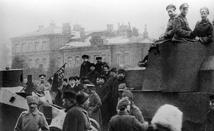 Октябрьская революция и польский вопрос