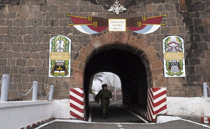 Армения — единственный союзник РФ на Южном Кавказе