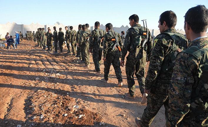 Американцы строят свои планы в Сирии