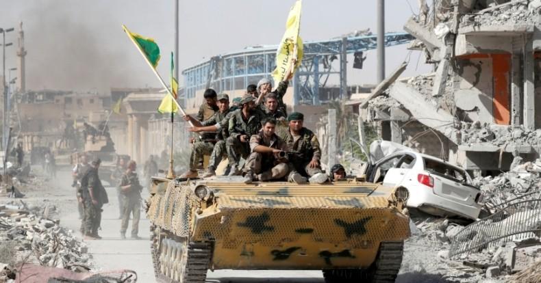 Почему крах «халифата» ДАИШ в Сирии не решит проблемы Запада в сфере безопасности