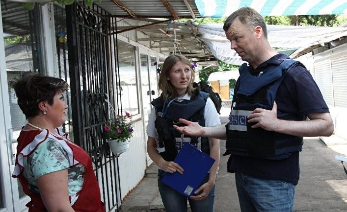 США требуют от России одобрения миротворцев на Украине